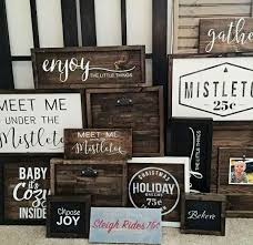 Christmas Wood Projects Pinterest by Best 25 Christmas Wooden Signs Ideas On Pinterest Christmas