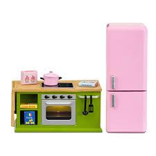 meuble de cuisine four lundby smaland 1 18 échelle maison de poupées meuble cuisine four
