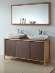 Modern Bathroom Vanities And Cabinets Designer Bathroom Vanity Units Delectable Home Decor 60 Inch White