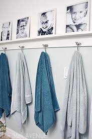 Towel Rack Ideas For Bathroom Colors 105 Best Home Decor Bathrooms Images On Pinterest Home Room
