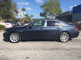 blue bmw 7 series for sale used cars on buysellsearch