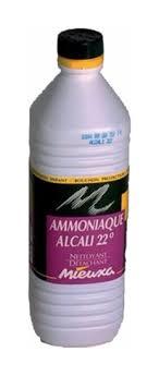 alcali cuisine amoniaque alcali 200 delzongle bouteille de 1l 73400304 73400304