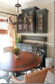 Alternative To Kitchen Cabinets Cabinet Over Counter Combo Nice Alternative To Large Display Hutch