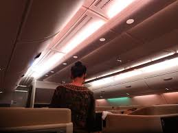 review of singapore airlines flight from new york to frankfurt in