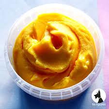 cuisiner mangue les 25 meilleures idées de la catégorie sorbet mangue sur