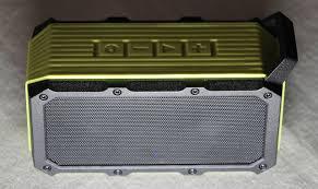 divoom voombox ongo rugged and bike friendly bluetooth speaker