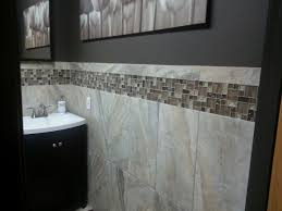 Bathroom Mosaic Design Ideas Flooring Bedrosians Tilecrest Wall Decor Plussink With Cabinet