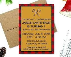 online birthday invitations lumberjack birthday party invitations lumberjack birthday invitation