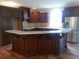kitchen island bar designs kitchen beautiful new kitchen using osborne modified bar corbels