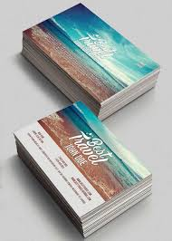 best travel v4 premium business card templates psd