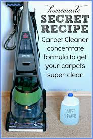 Where To Buy Upholstery Cleaner The Best Ever Homemade Carpet Cleaning Solution