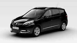renault grand scenic renault scenic lounge limited edition brings longer standard