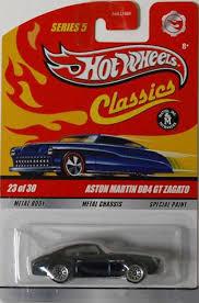 amazon com wheels classics series 5 aston martin db4 gt