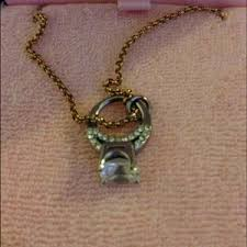 diamond ring necklace images Juicy couture engagement ring on poshmark jpg