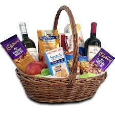 new years basket gourmet gift basket set deluxe thanksgiving christmas new years
