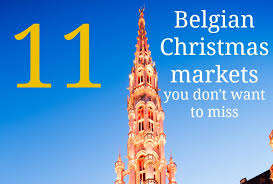 11 markets in belgium you don t want to miss