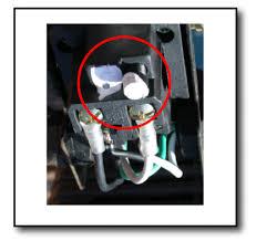 compressor pressure switch adjustment