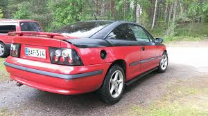 opel calibra tuning opel calibra 2 0i 2d leimaa 4 18 coupé 1993 used vehicle nettiauto