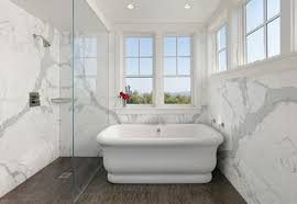 marble bathrooms ideas sophisticated bathroom designs that use marble to stay trendy