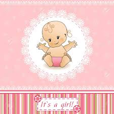 baby shower card royalty free cliparts vectors and stock