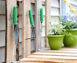 Diy Vertical Pallet Garden - gardening table diy home outdoor decoration