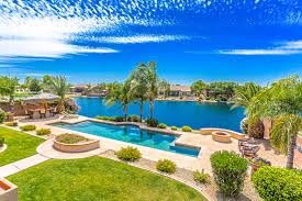 chandler gilbert u0026 tempe arizona waterfront homes for sale the