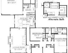 house plans with inlaw quarters ranch cabin floor plans home deco plans