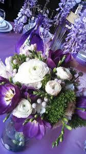 104 best purple violet wedding flowers images on pinterest