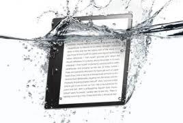 amazon black friday adelaide amazon unveils its first kindle oasis waterproof ebook mirage news