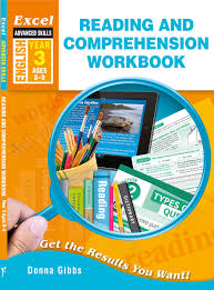 excel reading and comprehension worksheets year 3 8 9 year olds