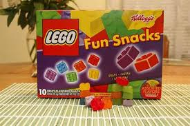 edible legos a triumph of might intellect