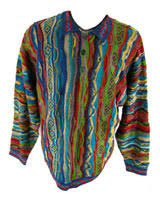 bill cosby sweater cliff huxtable coogi sweaters
