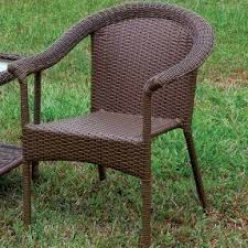 Patio Chair Wicker Patio Chairs Foter