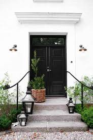 cool front doors awesome front double doors black with 25 best black front doors
