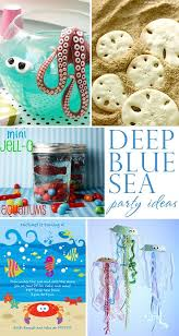the sea party ideas blue sea party ideas the celebration shoppe