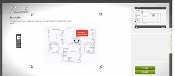 scale floor plan free floor plan software roomle review