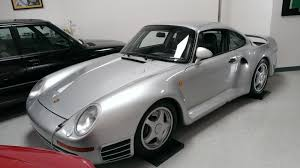 porsche 959 offered up on ebay for nearly a cool million