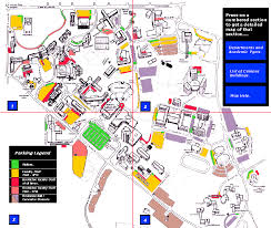 San Francisco State University Map by Homepage Of Marc Fannin Aka Maps
