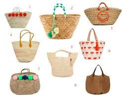 Beach Basket Best Beach Baskets The Holiday Edit