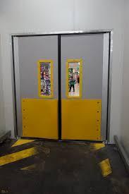 Traffic Doors Swing Doors