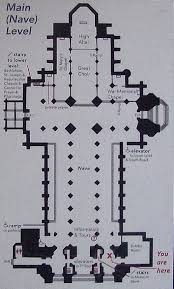 Cathedral Floor Plan Art Now And Then Washington National Cathedral