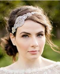 1920s headband rhinestone and pearl bridal headband rhinestone and pearl bridal