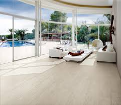 home design flooring idea modern home design using porcelain floor tile in kitchen