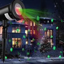 led laser christmas lights kshioe led laser moving christmas light projector l for xmas