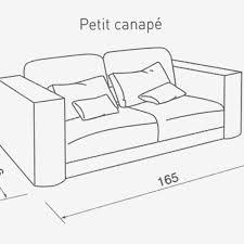 dimension canapé angle canape angle dimension nouveau quelle taille pour mon canapa cata