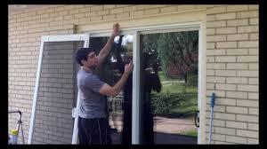 sliding patio door screen qdpakq com