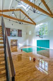 Hoop Barns For Sale Barn For A Personal Indoor Basketball Court Mga Marcus