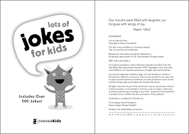 lots of jokes for kids zondervan 9780310750574 amazon com books
