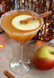 martini apple apple pie martini mangia michelle