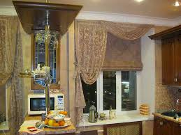 attractive different styles of kitchen curtains also modern ideas